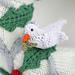 Little Dove pattern