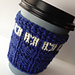 TARDIS Inspired Cup Cozy pattern