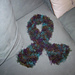 Quick Knit Easy Tie Scarf pattern