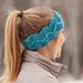 Winding Trail Headband pattern