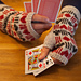 Card Game Mitts pattern