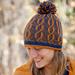Spiral Style Hat pattern