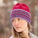 Agate Cove Hat pattern
