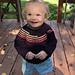 Babinet Child Sweater pattern