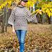Cowl Neck Sweater pattern