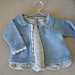 Charlee Baby Girl Jacket/Coat pattern