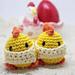 Easter Quarantine Chicks pattern
