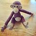 Hæklet abe - en hyldest til Kay Bojesen pattern