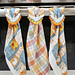 Pumpkin Cluster Towel Topper pattern