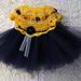 Infant Embellished Tutu Dress pattern