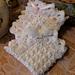 Mini Popcorn Washcloth pattern