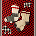 Lumberjack Sock Ladies pattern