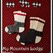 Mens Lumberjack Sock pattern