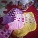 Spring Time Plaid Socks pattern