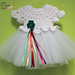 Shamrock Tutu Dress pattern