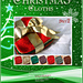 Christmas Cloths Set 2 pattern