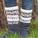 Phowa Legwarmers pattern