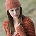 Lavish Flap Hat and Mitts pattern