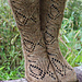 Autumn Field Socks pattern