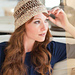 Hairpin Lace Hat pattern