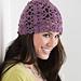 Lace Flower Hat pattern