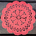 Coral Lace Doily pattern