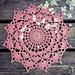 Charming Shells Doily pattern