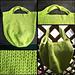 V Stitch Bag pattern