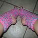 Easy Yoga Socks pattern