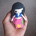 Nico Doll Amigurumi pattern