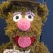 Fozzie Bear Muppet Inspired Crochet Pattern pattern