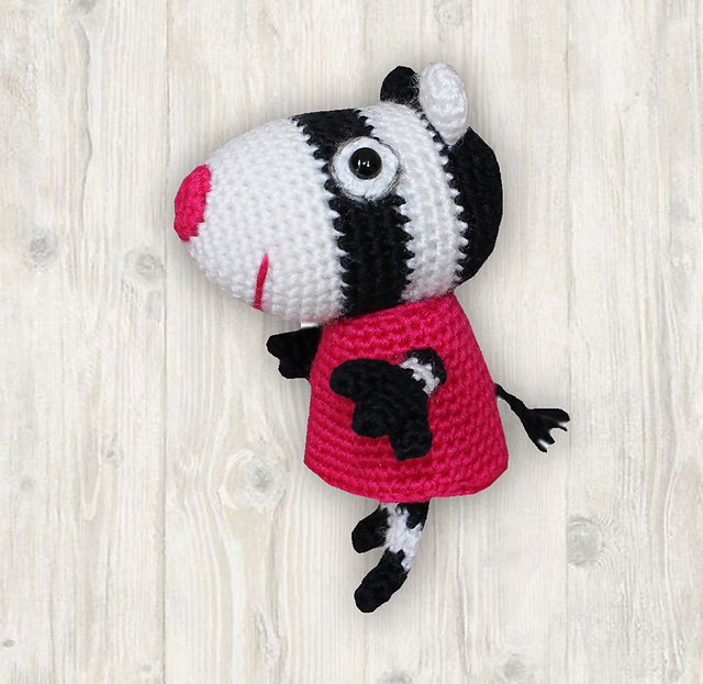 damn it Janet, let's crochet!: Peppa Pig's brother George Plushie | 623x640