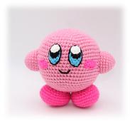 Kirby crochet pattern
