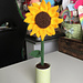 Large Sunflower pattern