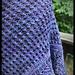 Alice Elizabeth Shawlette pattern