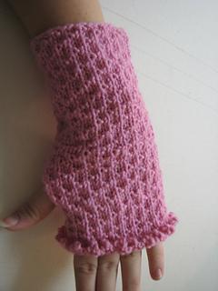 Girly-Girl Wristers