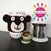 Bear mug cozy pattern