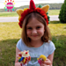 Unicorn headband pattern