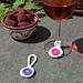 Wine Glass Charm pattern
