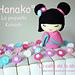 """Hanako"", la pequeña kokeshi. pattern"