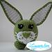 Matcha la lapine - Les petits laineux pattern