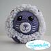 Léon le lion - Les petits laineux pattern