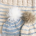 Saltwater Stripes Hat and Cowl pattern