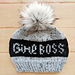 Girl Boss Beanie - Knit pattern