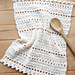 Home Sweet Home Dish Towel pattern