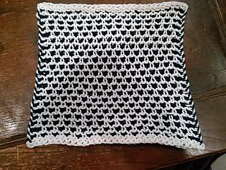 LadyRenegade's cloth made on the KB AIO Loom.