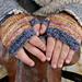 Gabriel's half mittens pattern