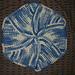 Tunisian Short Row Dishcloth pattern