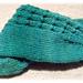 Krokodil-Söckchen / crocodile socks pattern