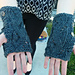River Mitts pattern